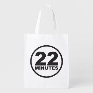 Moderno - 22 minutos bolsa para la compra
