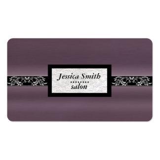 Moderno llano elegante profesional tarjetas de visita