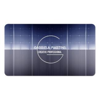 moderno y profesional de alta tecnología tarjetas de visita