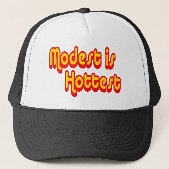 Modest is Hottest Trucker Hat