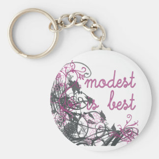 Modesto es el mejor llavero redondo tipo pin