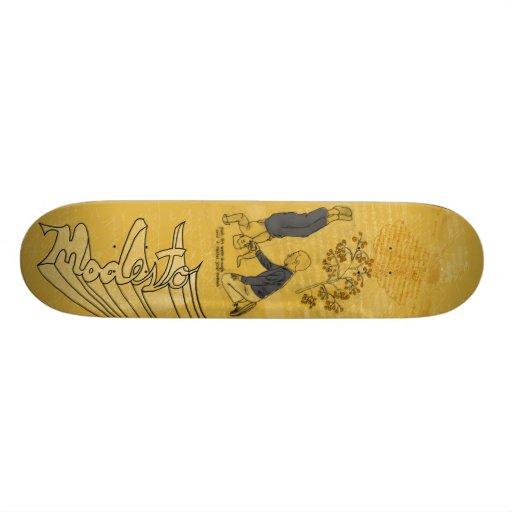 MODESTo Hiccup skateboard