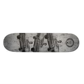 MODESTo India Car skateboard