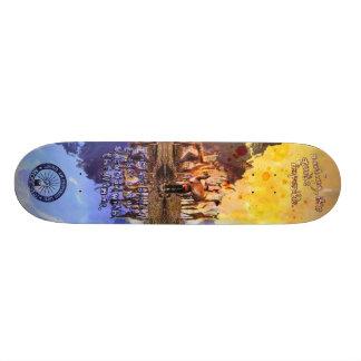 MODESTo Llama Mama skateboard