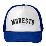 Modesto Trucker Hats