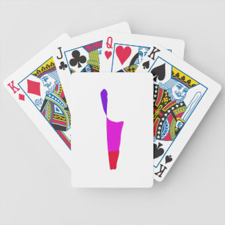 Modesty and Sorrow Bicycle Playing Cards