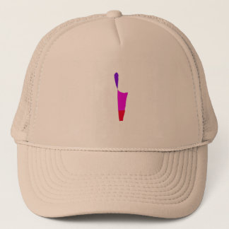 Modesty and Sorrow Trucker Hat