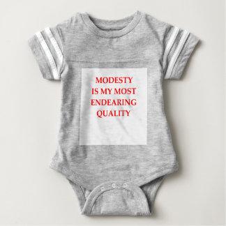 MODESTY BABY BODYSUIT