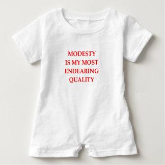 MODESTY BABY ROMPER