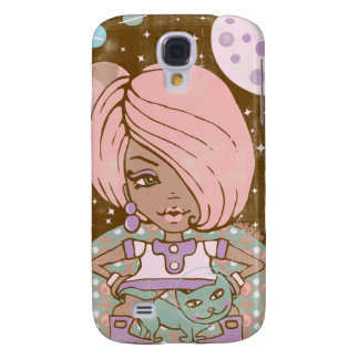 MODETTE AND SPACECAT SAMSUNG S4 CASE