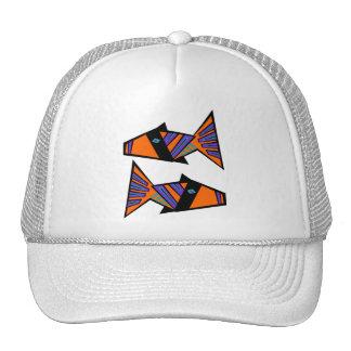 Modfish Pair Trucker Hat