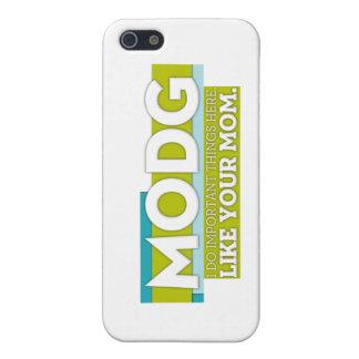 modg iphone case iPhone 5/5S case