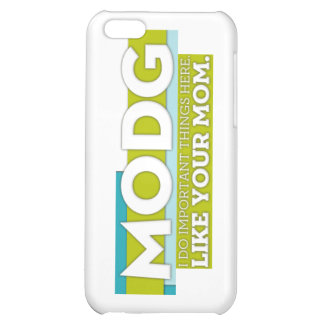 modg iphone case iPhone 5C case