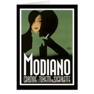 Modiano Card