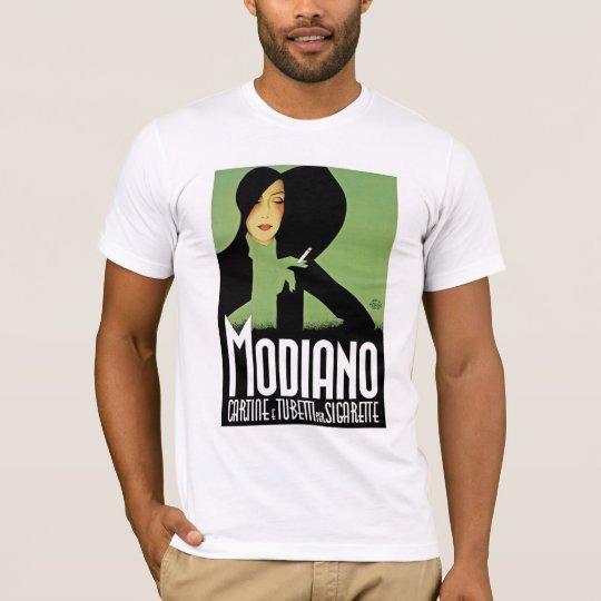 Modiano Cigarette Ad T-Shirt