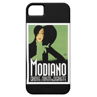 Modiano Cigarette Papers iPhone SE/5/5s Case