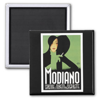 Modiano Cigarette Papers Magnet