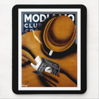 Modiano Cigarette Papers Mouse Pad
