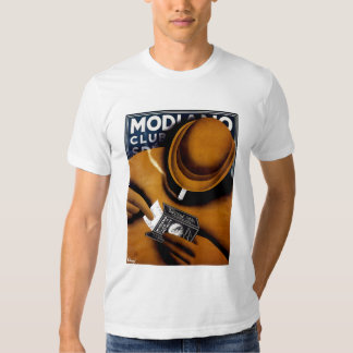 Modiano Cigarette Papers Tee Shirt