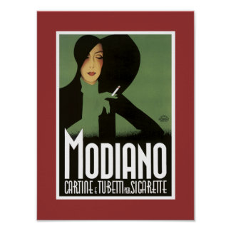 Modiano Poster