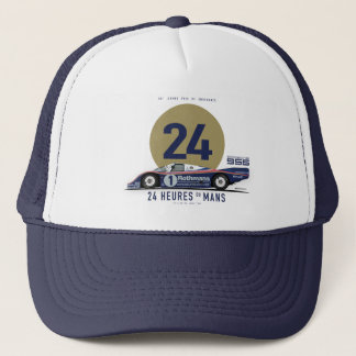 Modifica Classica | 1982 956 # 1 Derek Bell Trucker Hat