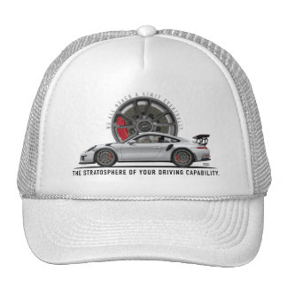 Modifica Classica | 2016 GT3RS GT Silver Metallic Trucker Hat