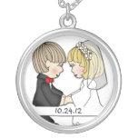 Modificado para requisitos particulares casando el pendiente personalizado