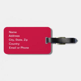 Modificado para requisitos particulares guarde el  etiquetas maleta