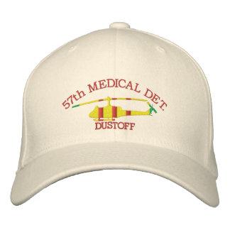 Modificó su gorra bordado DUSTOFF de la unidad Gorra Bordada