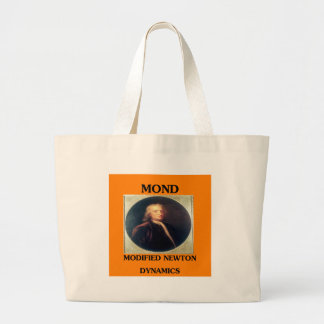 modifie newtonian dynamics physics design tote bags