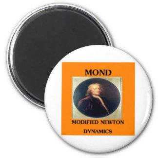 modifie newtonian dynamics physics design refrigerator magnet