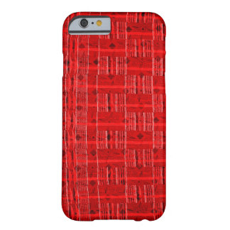 Modified African Print Barely There iPhone 6 Case