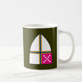 Modified Episcopal shield Coffee Mug