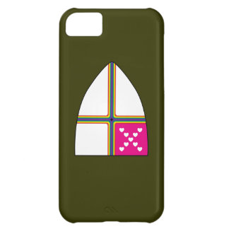 Modified Episcopal shield iPhone 5C Cover