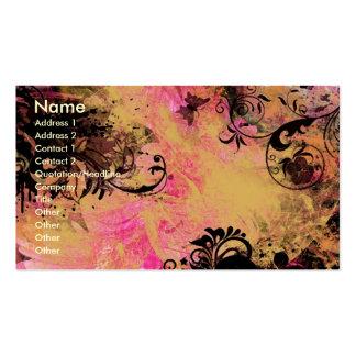 Modified Gerber Business Card