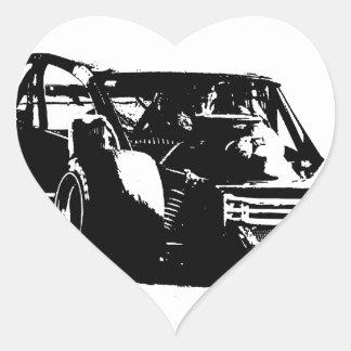 Modified Heart Sticker
