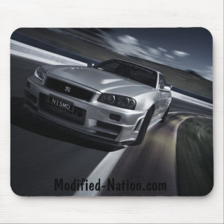 Modified-Nation Mousemat Mouse Pad