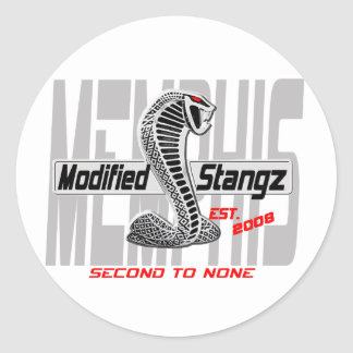 modified stangz sticker