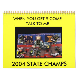 modifiedChampComp, WHEN YOU GET 9 COME TALK TO ... Calendar