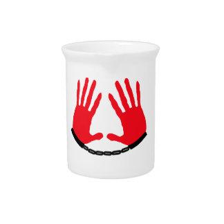 Modifique el producto para requisitos particulares jarras