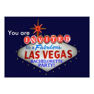 Modifique el signo positivo de Las Vegas para requ Invitacion Personal