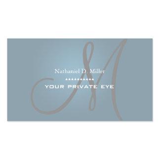 Modifique esta tarjeta de visita para requisitos