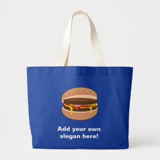 Modifique este gráfico de la hamburguesa para requ bolsa