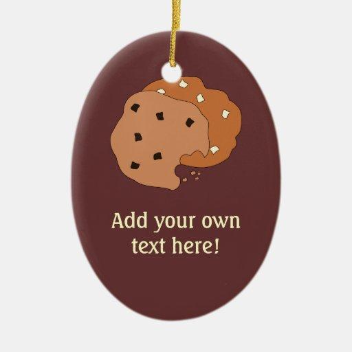 Modifique este las galletas para requisitos ornamento para arbol de navidad