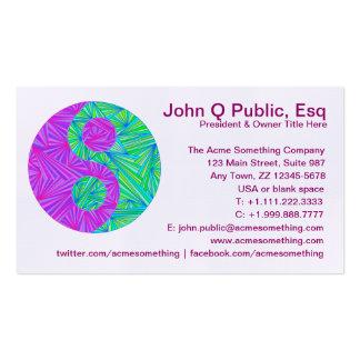 Modifique este las tarjetas de visita para requisi