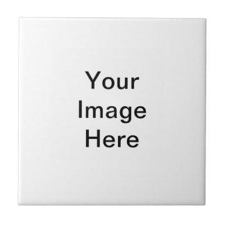Modifique para requisitos particulares con su logo azulejo cuadrado pequeño