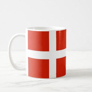 ¡Modifique su Dannebrog para requisitos particular Taza De Café