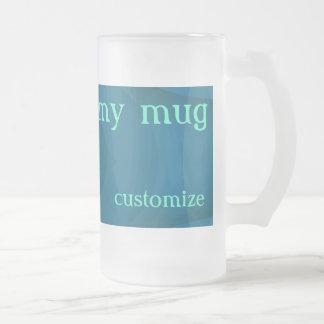 modifique su propia taza para requisitos