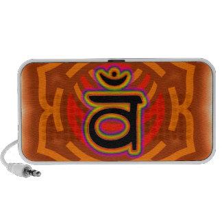 Modifique su propio Chakra para requisitos iPod Altavoces