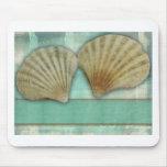 Modifique su propio diseño del seashell para requi tapetes de ratones